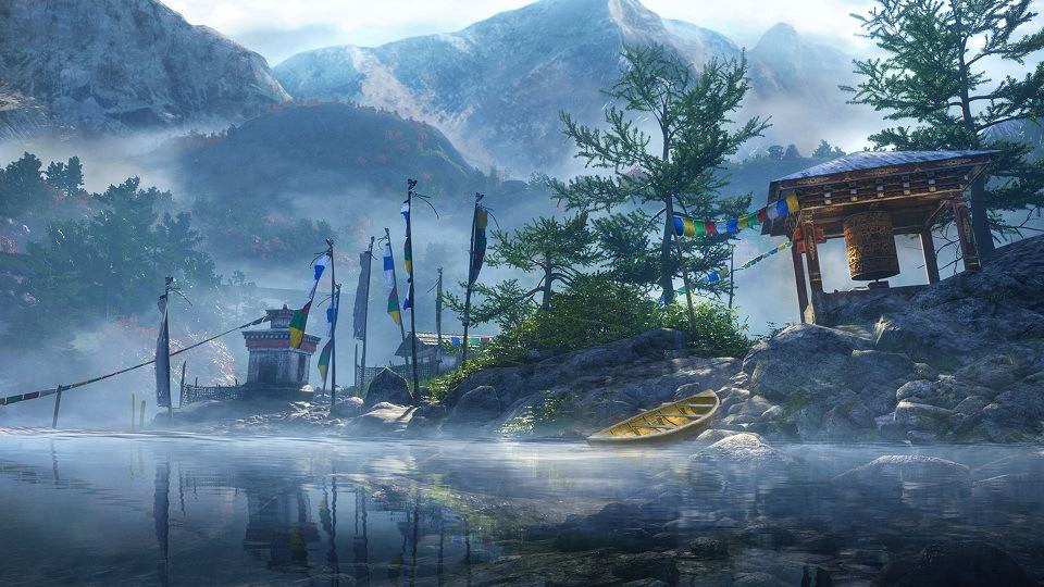 Far Cry 4 River