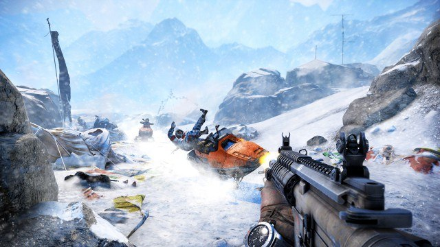 Far Cry 4 Vehicles