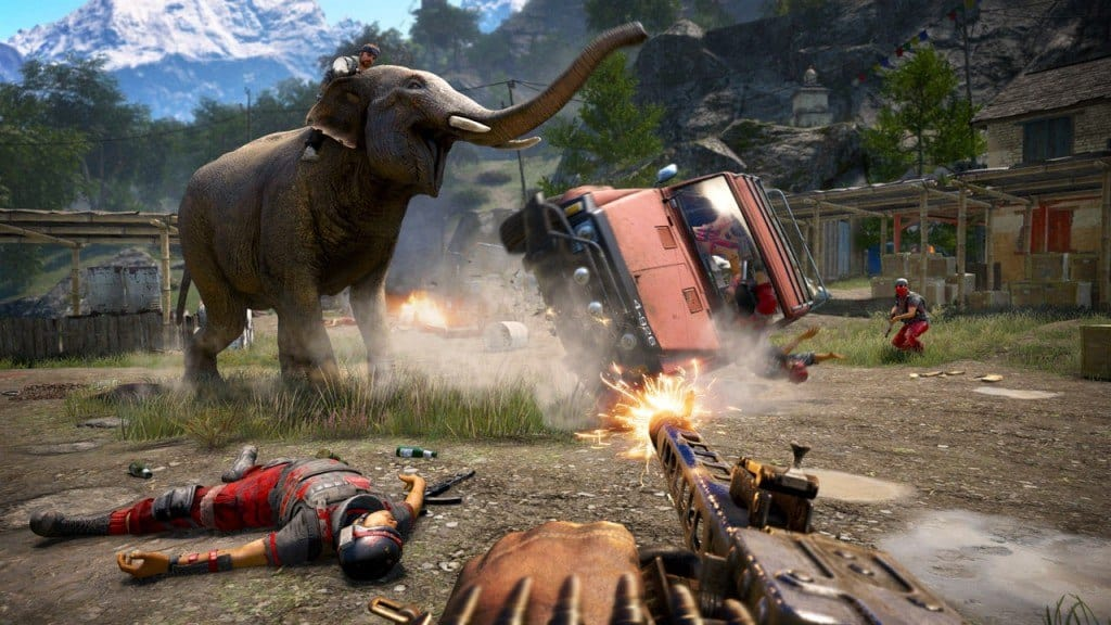 Far Cry 4 Supply Drop Quests Guide