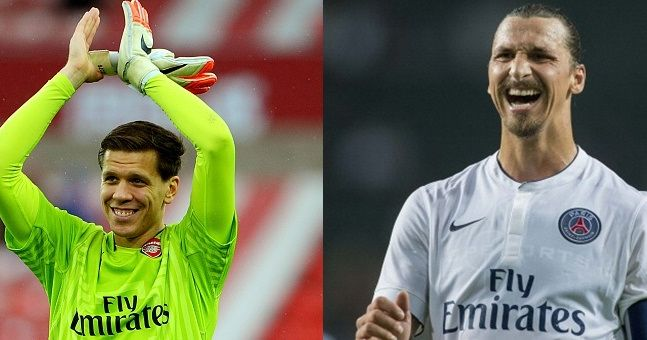 FIFA 15: Wojciech Szczęsny Sold Himself to Man U to Buy Ibrahimovic