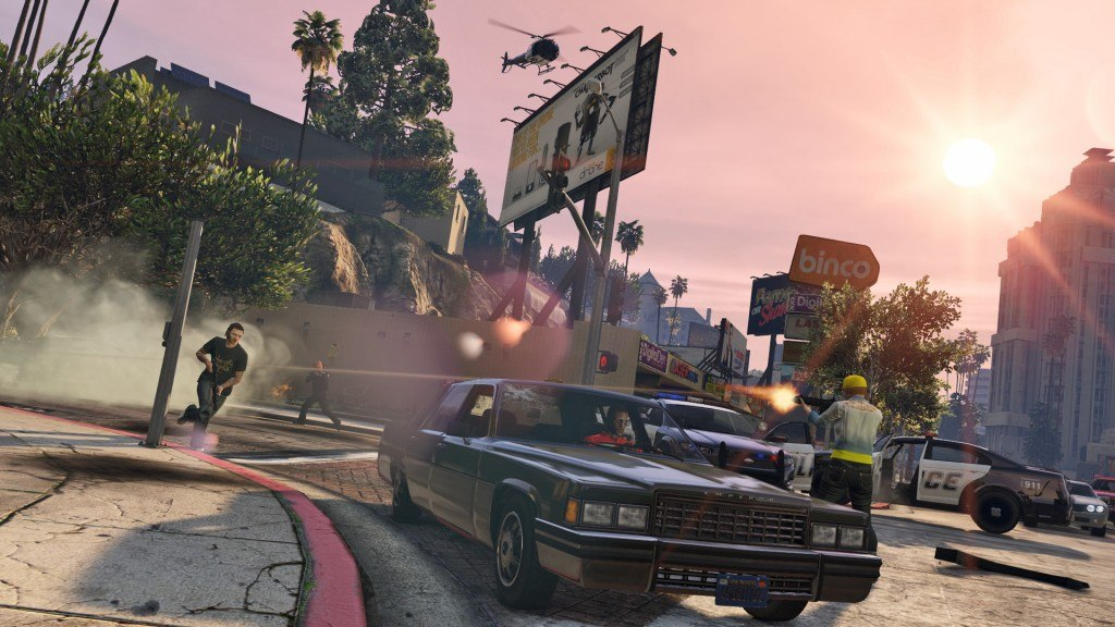GTA V Online Gets Double RP And Cash This Weekend