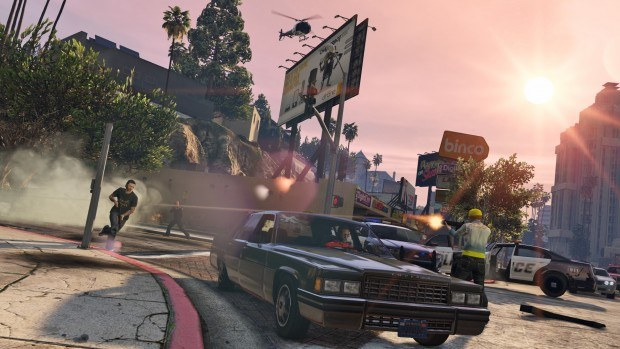 Rockstar Explains The Lack Of GTA V Single-Player Expansion