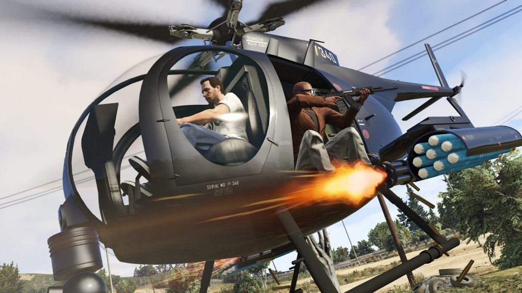 GTA V Becomes the Bestselling Game of All Time in UK