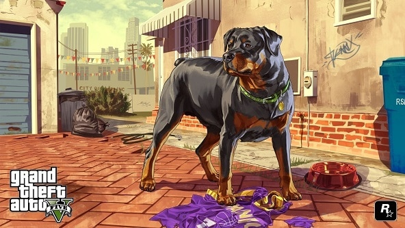 GTA5 Patch 1 03 Brings Crashes, Connectivity Issues on PS4