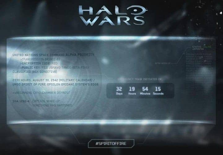 Halo Wars 2 Teaser Site is an Elaborate Hoax