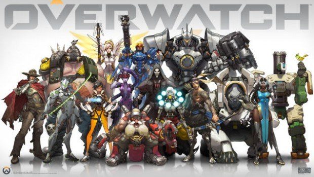 Overwatch players
