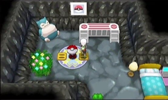 Pokemon Ruby Sapphire Super Secret Bases