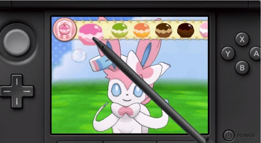 Pokemon Omega Ruby Alpha Sapphire Pokemon-Amie Guide - How to Increase Affection