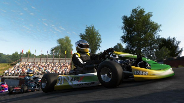 Project CARS Karts 8