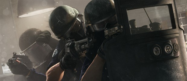 new Rainbow Six Siege operators