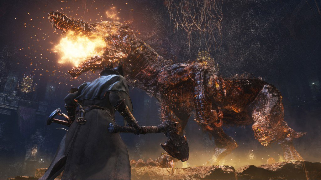 Bloodborne Workshop: How to Upgrade Weapons - Repair, Fortify, Infuse