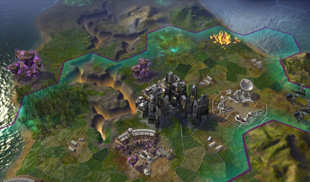 Civilization: Beyond Earth Will Be Integrated With Starships Soon