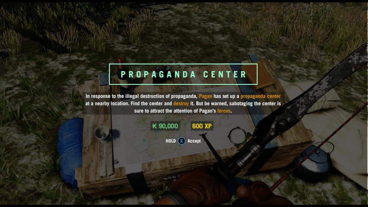 Far Cry 4 Propaganda Center Quests - Locations, How to Stop