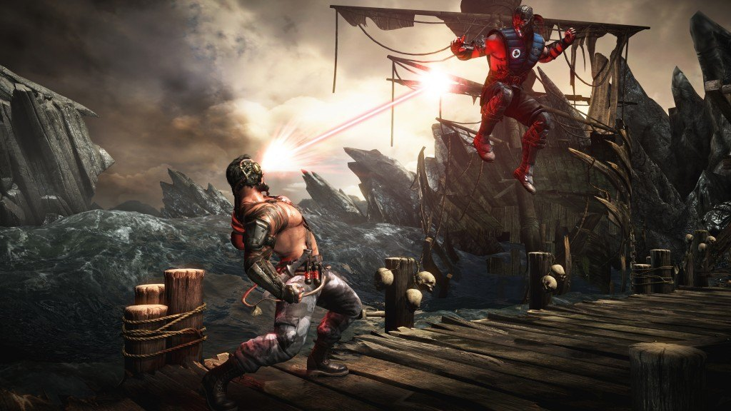 Mortal Kombat X: No PS Plus, Xbox Live; New Reveal Coming Today