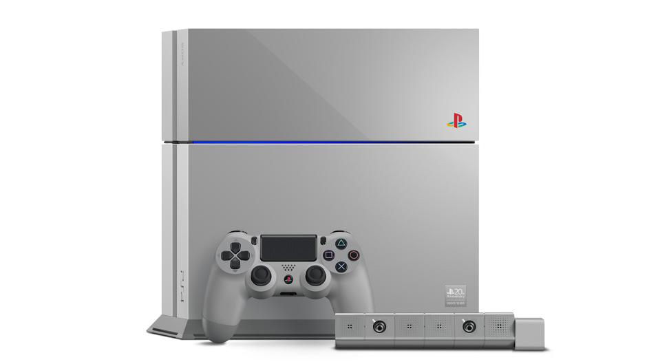20th Anniversary PS4 Consoles Selling at a Crazy Price on Ebay