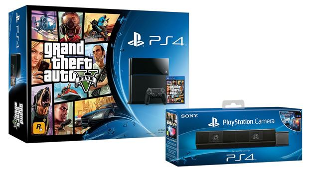 PS4 GameStop Bundle