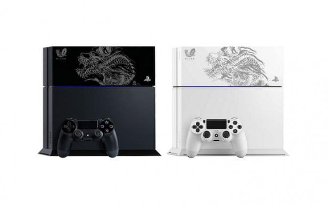 Stunning Yakuza Zero Limited Edition PS4 Announced By Sony