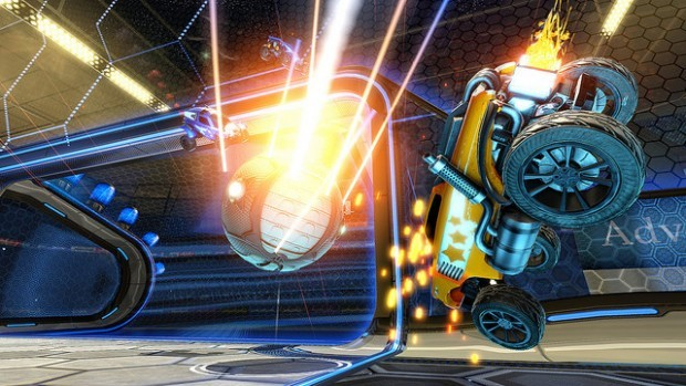Rocket League free-to-play