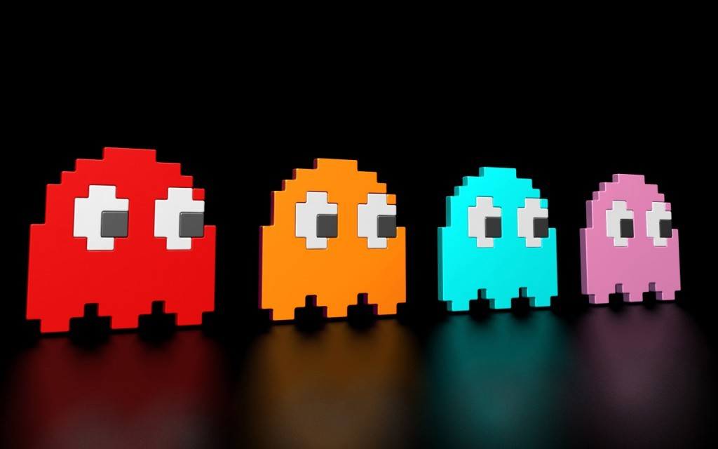Pac-Man is the Highest Grossing Arcade Game of All Time