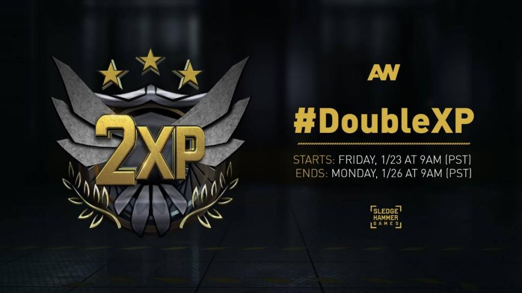 Advanced Warfare Double XP
