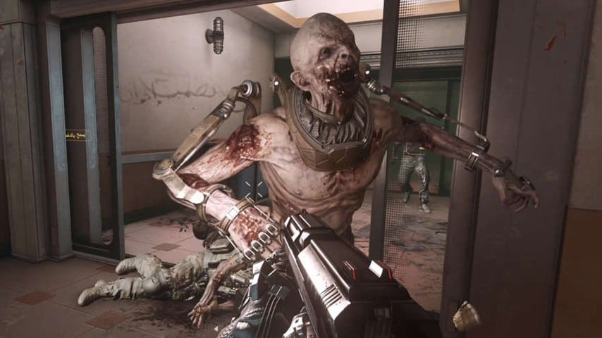 Advanced Warfare Exo Zombies