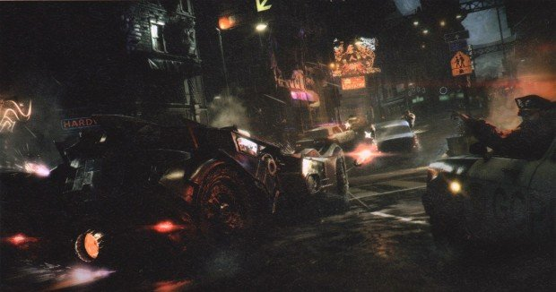 Batman Arkham Knight - 02