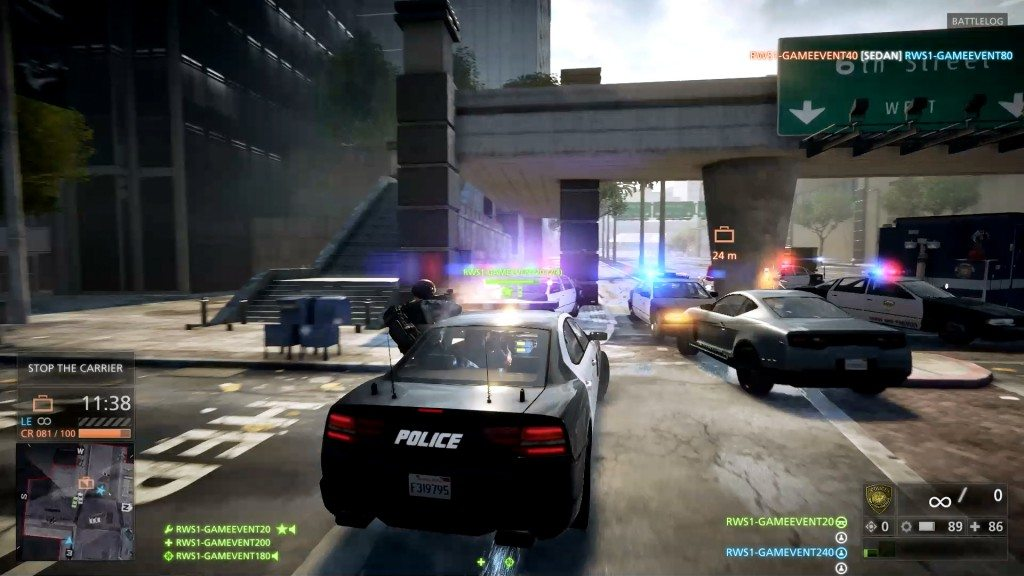 Battlefield: Hardline Open Beta Detailed, Will Feature New Hotwire Mode