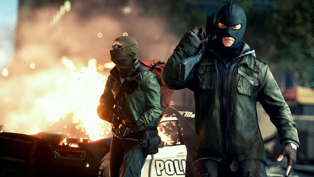 Battlefield Hardline Beta: 7M Players Earned $527B, Stole $2.8B!