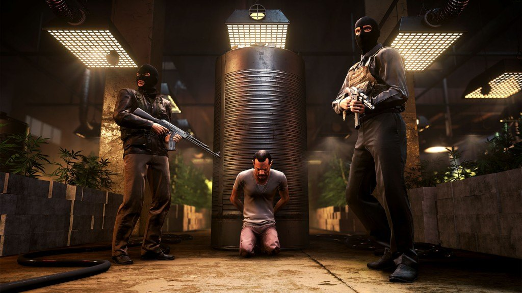 Battlefield Hardline Modes Showcased in New Screenshots