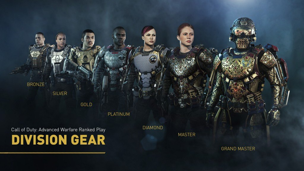 Call of Duty Advanced Warfare - Season 1 Rewards