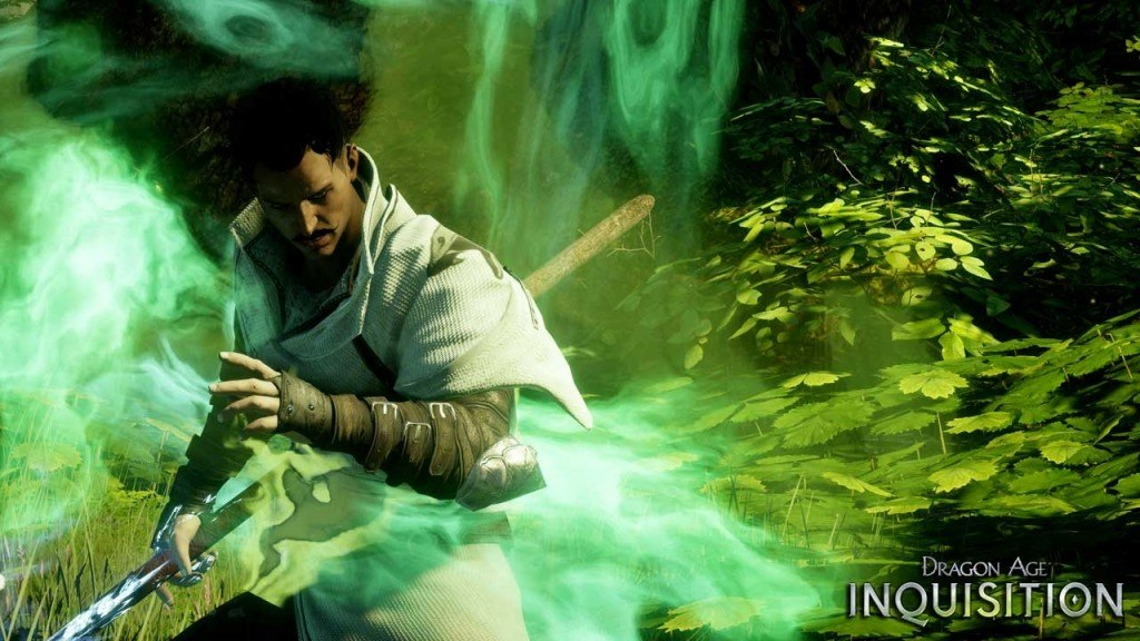 Dragon Age Inquisition Gay Romance, Fan Theories Discussed