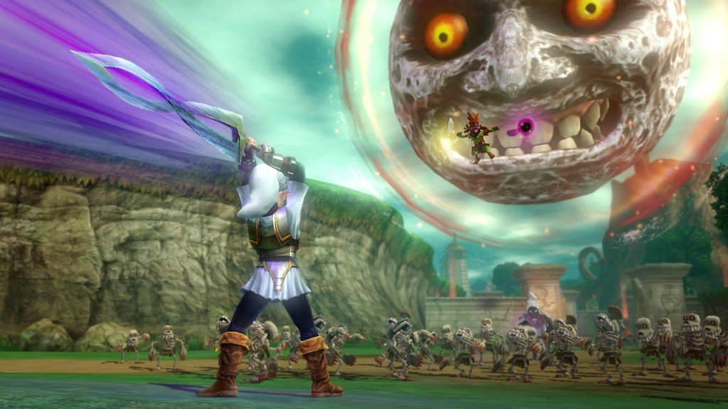 Hyrule Warriors Majora's Mask Pack Brings Tingle and Young Link