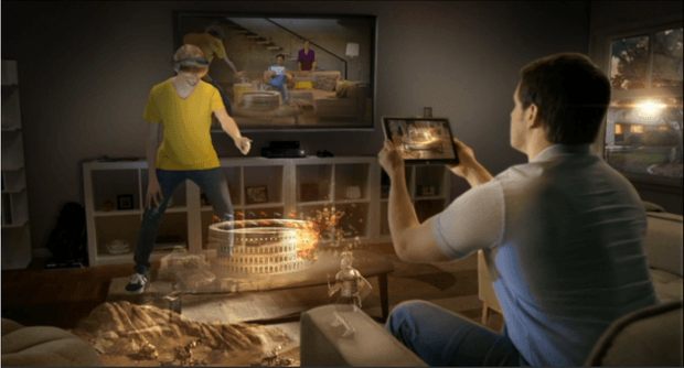 Microsoft HoloLens release