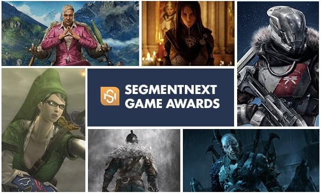 SegmentNext Game Awards: Winners of 2014
