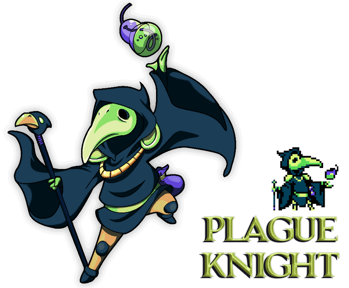 Shovel Knight: Plague Knight is Your Next Playable Character