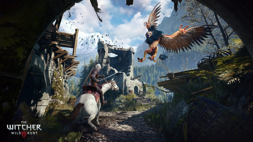 The Witcher 3 Wild Hunt 3