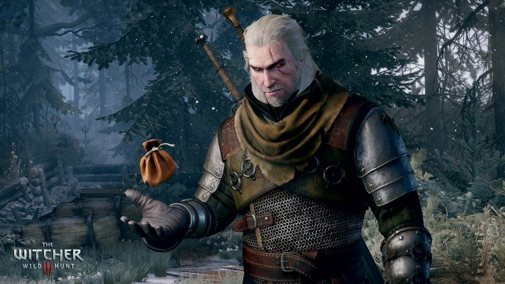 The Witcher 3 New Screenshots Show off Geralt in Full Glory