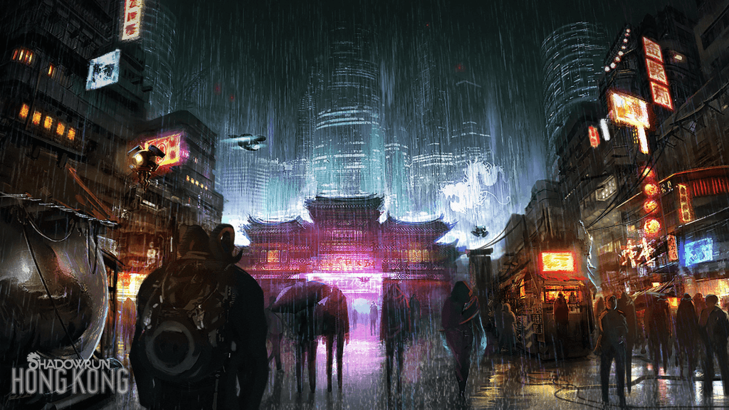 Shadowrun: Hong Kong Crowd-Funding Goal Achieved In Two Hours
