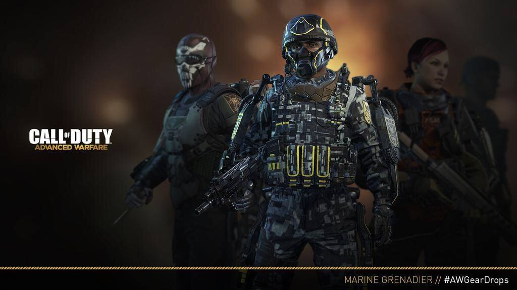 Call of Duty: Advanced Warfare Getting New Character Loot this Friday
