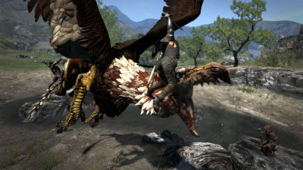 Dragon's Dogma Online Could Come to the West