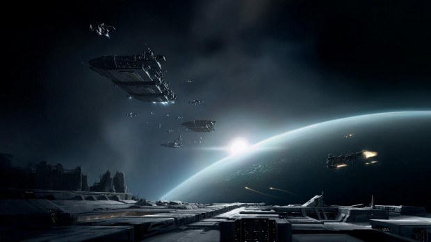 free-to-play EVE Online
