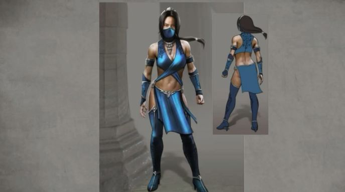 Mortal Kombat X Will Feature More Realistically Proportioned Women