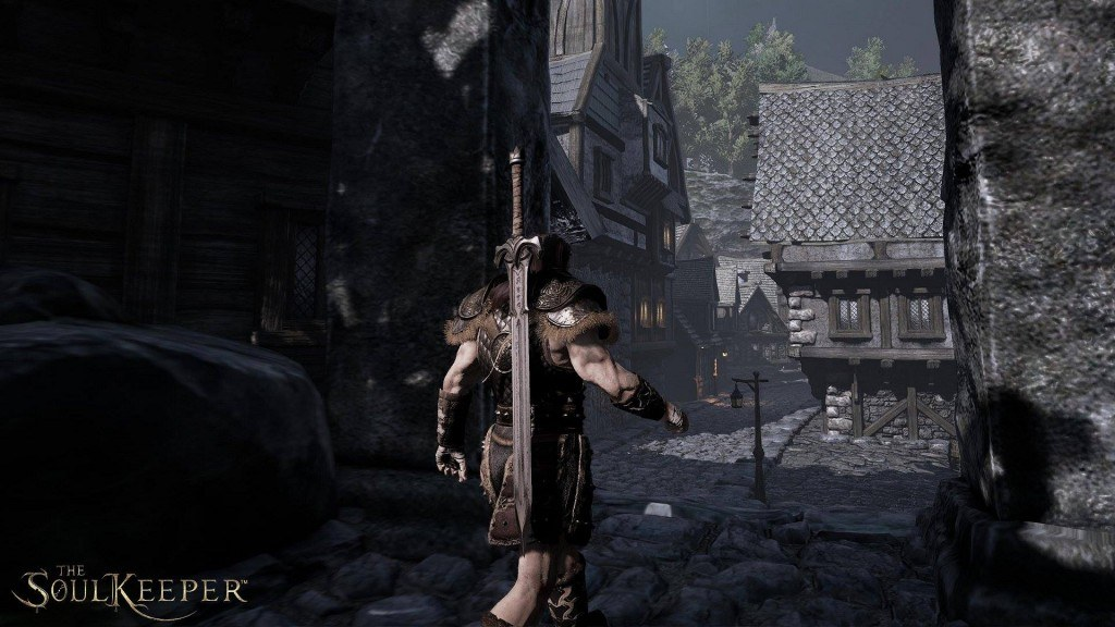 Unreal Engine 4 Based The Soul Keeper Gets First Screenshots