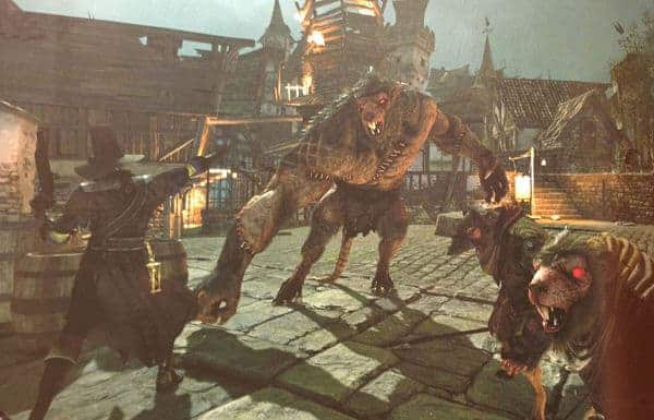 Warhammer The End Times Vermintide Revealed; 4 Player Coop FPS
