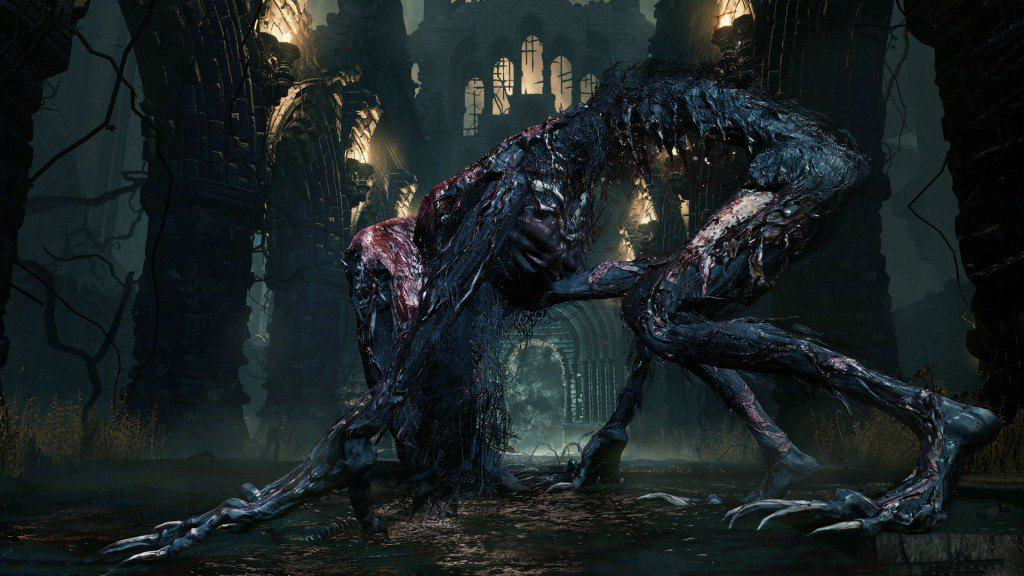 Bloodborne Blood-starved Beast Boss Guide - How to Kill, Tips and Strategy