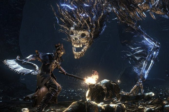 Bloodborne Darkbeast Paarl Boss Guide - How to Kill, Tips and Strategy