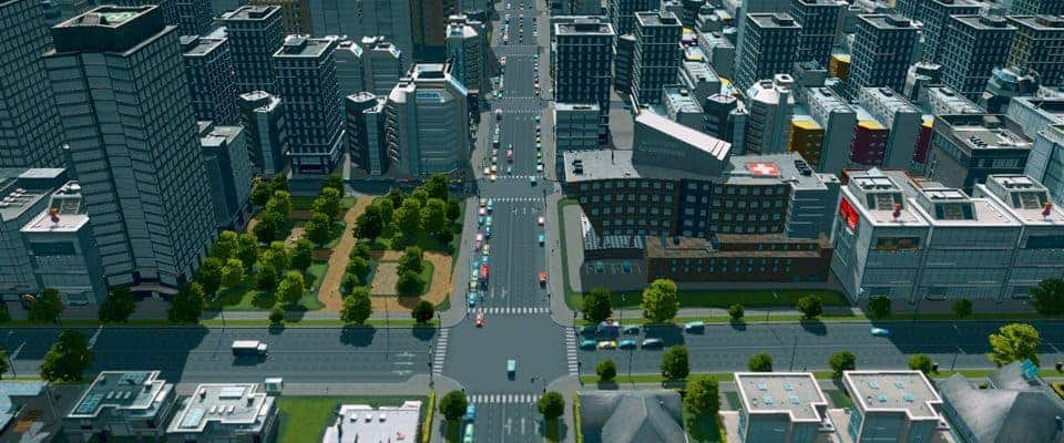 Cities Skylines Roads, Intersections and Traffic Management Guide