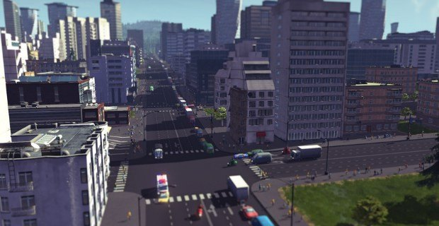 Cities: Skylines Playstation 4 port