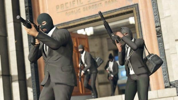 GTA 5 The Pacific Standard Heist, GTA 6