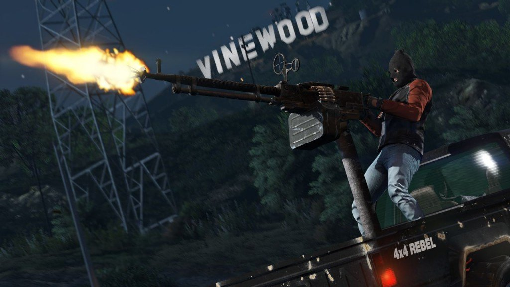 GTA V Patch 1.09: Parallax Occlusion Mapping Still Missing, PS4 Performance Improves